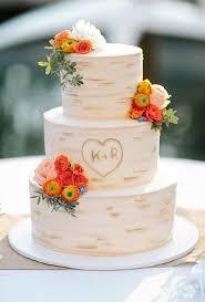 36 Rustic Wedding Cakes Brides