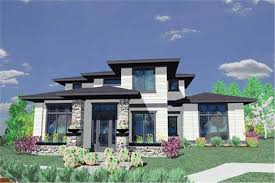 Prairie House Designs by Prairie Style House Plans Home Design Msap 2412