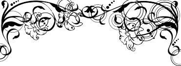 736x270 Wedding Borders Clip Art
