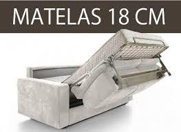 canapé vrai lit canape lit 3 4 places master convertible ouverture rapido 160 cm