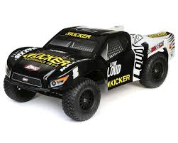 100 Losi Trucks 22S SCT 110 RTR 2WD Brushed Short Course Truck Kicker