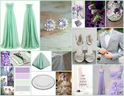SPRING COLOR PALETTE INSPIRATION LAVENDER AND MINT