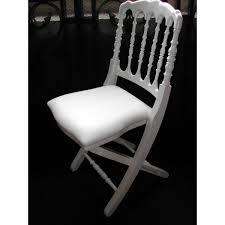 location chaise napoleon chaise napoleon blanche pliante abc location