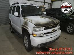 Used Parts 2005 Chevrolet Tahoe 5.3L Z71 4x4 | Subway Truck Parts ... Lowering A 2015 Chevrolet Tahoe With Crown Suspension 24inch 1997 Overview Cargurus Review Top Speed New 2018 Premier Suv In Fremont 1t18295 Sid Used Parts 1999 Lt 57l 4x4 Subway Truck And Suburban Rst First Look Motor Trend Canada 2011 Car Test Drive 2008 Hybrid Am I Driving A Gallery American Force Wheels Ls Sport Utility Austin 180416
