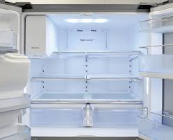 Samsung Refrigerator Leaking Water On Floor by Samsung Rf30hbedbsr Refrigerator Review Reviewed Com Refrigerators
