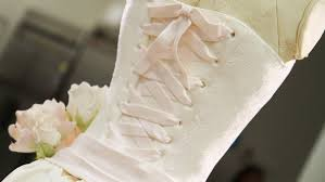 Life size Wedding Dress Cake for Food Network