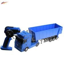 100 Rc Truck And Trailer For Sale Buy RC 132 Brand Dumper 10 Wheel 6Ch Radio Control