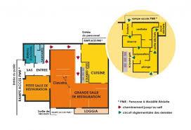 plan cuisine collective plan maison plain pied 3 chambres 100m2