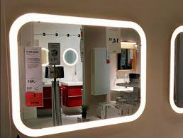 lights mirrors conair oval sided lighted makeup mirror