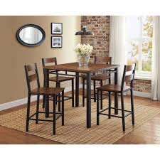 Magnificent Pub Table Set Target Small Round Piece White ...