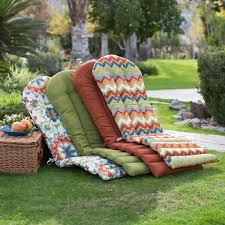 Steamer Chair Cushions Canada by Coral Coast Classic Adirondack Chair Cushion Hayneedle