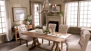 Nola Tufted Wingback Dining Chair With Paloma Dining Table By INSPIRE Q  Artisan