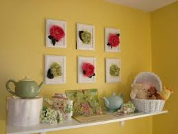 Hot Glue Silk Flower Heads In A Picture Frame To Create Stunning Easy Make Wall Art Inexpensive Frames Are Ideal For This Project