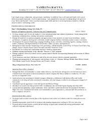 Resume Examples For Buyers In Retail Elegant Fashion Buyer Of Resumes