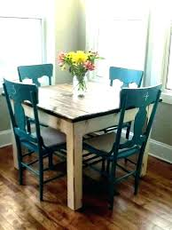 Farmhouse Style Dining Table And Chairs Kitchen Farm Tables Set