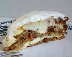 Eat Run Read Cake of the Week Carrot Cake Cheesecake