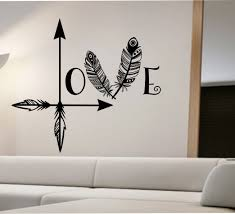 Beautiful Wall Stickers For Room Interior Design Decals Bedroom Cheap Walls India Indian Bedrooms Good Looking