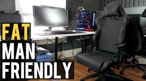 BIG & TALL GAMING CHAIR | Andaseat Dark Wizard - YouTube The Best Gaming Chair For Big Guys Vertagear Pl6000 Youtube Trak Racer Sc9 On Sale Now At Mighty Ape Nz For Big Guys Review Tall Gaming Chair Andaseat Dark Wizard Noble Epic Real Leather Blackbrown Chairs Brazen Stag 21 Bluetooth Surround Sound Whiteblack And Tall Office Racing Executive Ergonomic With 12 2018 Video Game Sale Room Prices Brands Likeregal Pc Home Use Gearbest X Rocker Xpro 300 Black Pedestal With Builtin Vibe Blackred 5172801