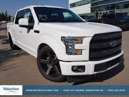 New 2017 Ford F-150 LOWERED Lariat SuperCrew 145