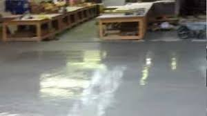 Liquid Floor Leveler Youtube by Laying A Pump Screed Floor Youtube