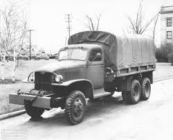 100 Deuce Truck The And A Half The Backbone Of Allied Armies World War 2 Facts