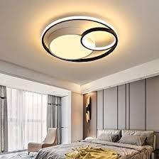 led schlafzimmer deckenleuchte europäischer minimalist