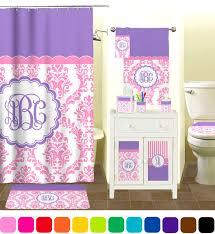 Walmart Purple Bathroom Sets by Accessories Endearing Awesome Lovely Purple Bathroom Accessories