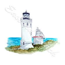 100 Lighthouse Truck And Auto Anacapia Printed Vinyl Decal HD SUV Car