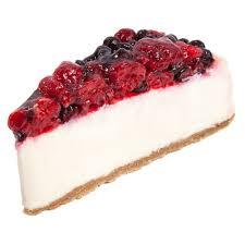 Very Berry Cheesecake gf