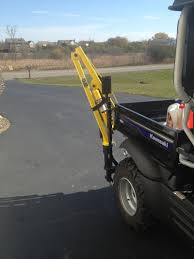 100 Pickup Truck Crane Hitches Adorable Hitch Mounted