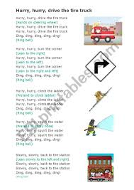 Hurry Hurry Drive The Fire Truck - ESL Worksheet By Kaplenka Not Your Average Jane Fire Truck I Wanna Ride On A Firetruck First Birthday Chalkboard Printable Etsy Firefighter Firefighters Song For Kids Trucks Rescue Photos 18 Adult Webcam Jobs Hurry Drive The Firetruck Lyrics Printout Octpreschool Nct 127 Mv Reaction Dailymotion Video Children And Cartoon Fireman Nursery Baby Pandas Monster Race Car Babybus
