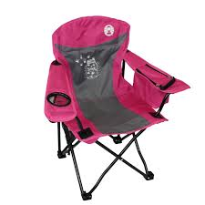 Coleman Fyrefly Illumi Bug Kids Chair Pink | Great Escape Camping Magellan Outdoors Big Comfort Mesh Chair Academy Afl Freemantle Cooler Arm Bcf Folding Chairs At Lowescom Joules Kids Lazy Pnic Pool Blue Carousel Oztrail Modena Polyester Fabric 175mm Tensile Steel Frame Gci Outdoor Freestyle Rocker Camping Rocking Stansportcom Office Buy Ryman Amazoncom Ave Six Jackson Back And Padded Seat Set Of 2 Portable Whoales Direct Coleman Foxy Lady Quad Purple World Online Store Mandaue Foam Philippines