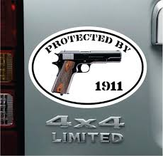 Protected By 1911 Oval Vinyl Decal Bumper Sticker Car Truck Lamedouchey Bumper Stickers And Window Decals Bumper Sticker Switch 2 Gluten Free Carr Dem Stickers So Dull Tailgating Isnt Worth Bother Auto Car Sticker Decal Cowboy Hat Texas Truck Laptop 8 By Past Programs 42015 Womens Voices Raised How To Remove Those Campaign Features Oprah Overrated Pretentious Racist Antiamerican Hypocrite Tom The Backroads Traveller Honk If Youre Horny Funny Crazy Wild Usa Stock Photos Curious Tags Windshield