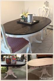 Rustic Dining Room Ideas Pinterest by Best 25 Oval Table Ideas Only On Pinterest Oval Kitchen Table
