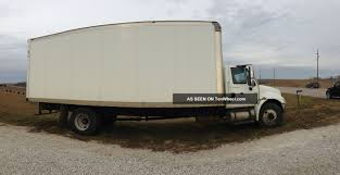 2005 International Durastar 4300 24 ' Box Truck W / Roll Up Door Inventory 2015 Intertional 4300 24 Box Va Used Iveco Stralis 260s31 Yp E5 Koffer Box Pallets Lift Box 2019 Isuzu Nrr Ft Van Truck For Sale 11135 2011 Hino 338 Thermoking Reefer Unit Feet Liftgate New 2006 Van Trucks 2013 24ft Truck Mag Delivers Nationwide Hd Video 2005 Gmc C7500 24ft See Www Sunsetmilan 2000 4700 Truck Item E8210 Sold J 4000 Dt466 Eng Allison Auto 1998 C6500 Atmatic Pto 23900