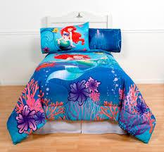 disney magical mermaid comforter twin full
