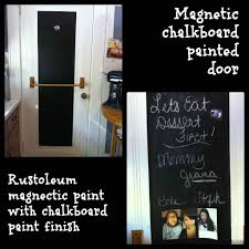 Unsanded Tile Grout Chalkboard by Make Your Own Smooth Chalkboard Paint Successfully