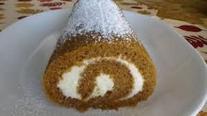 Libby Pumpkin Roll Recipe by Gluten Free Pumpkin Cake Roll Youtube