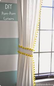 Ikea Lenda Curtains Uk by Ikea Curtain Makeovers How To Hack Your Ikea Curtains