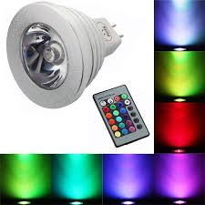 3w led rgb bulb changing 3w led spotlights rgb led light bulb l