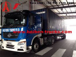 Buy Beiben V3 420 Hp Engine Right Hand Drive Tractor Truck,Beiben V3 ...