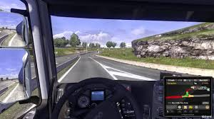 Euro Truck Simulator 2 Demo Gameplay - YouTube
