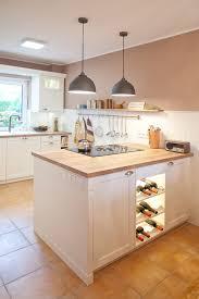 moderne landhausküche in weiss häcker küchen mit