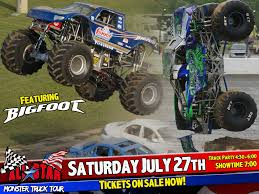 100 Monster Truck Show Columbus Ohio Jennerstown Speedway Complex