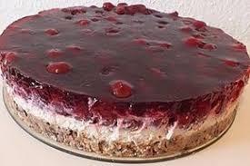 prinzenrolle torte mit kirschen edelgard38 chefkoch