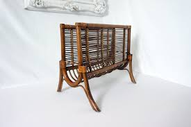 Rattan And Matchstick Magazine Rack / Vintage Natural Tropical   Etsy Vintage Bamboo And Wicker Magazine Rack 1960s For Sale At Pamono Happy Hour Rocker In Grass Peak Season Dondolo Rocking Chair Rattan Wicker Franco Bettonica 1964 Midcentury Modern Stands Own The Original Wyeth Southern Favorite Cottage Grove Market Living Accents 1 Brown Steel Prescott Chair Ace Hdware 10 Best Rocking Chairs 2019 Rattan Holder 60s Lawrence Peabody Oak Lounge Sold Mid And Mod How To Decorate Prop Home Decors Coffee Table With
