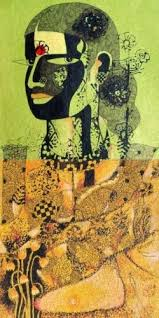 Modern Contemporary Art With Different Famous Indian Artist