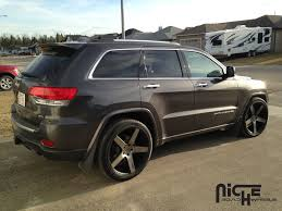 Car | Jeep Grand Cherokee On Niche SUV-Light Truck Milan - M134 SUV ... 10 Interesting Facts From The History Of Jeep Cherokee All 2016 Vehicles For Sale 2019 Wrangler Pickup News Photos Price Release Date What Versus Gilton Garbage Truck In Morning Accident On So I Want To Truck My Xj Forum Is A Trucklike Crossover With Benefits Offroad Axle Assembly Front 4x4 1993 Jeep Grand United For 100 Is This Custom 1994 A Good Sport Used Leo Johns Car Sales Jeep Cherokee Tracks Ultimate Ice Pinterest Hdware Egr Winglets