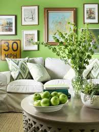 Color Of Year Greenery Hgtvus Introducing Spring Home Decor Earthy The Pantone