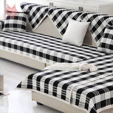 Black Sofa Covers Cheap by Online Get Cheap Black Sectional Cover Aliexpress Com Alibaba Group